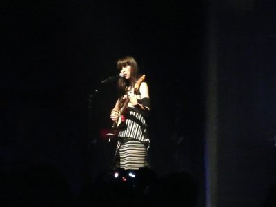 Northern Transmissions' Review of Kimbra Live at the Mod Club in Toronto