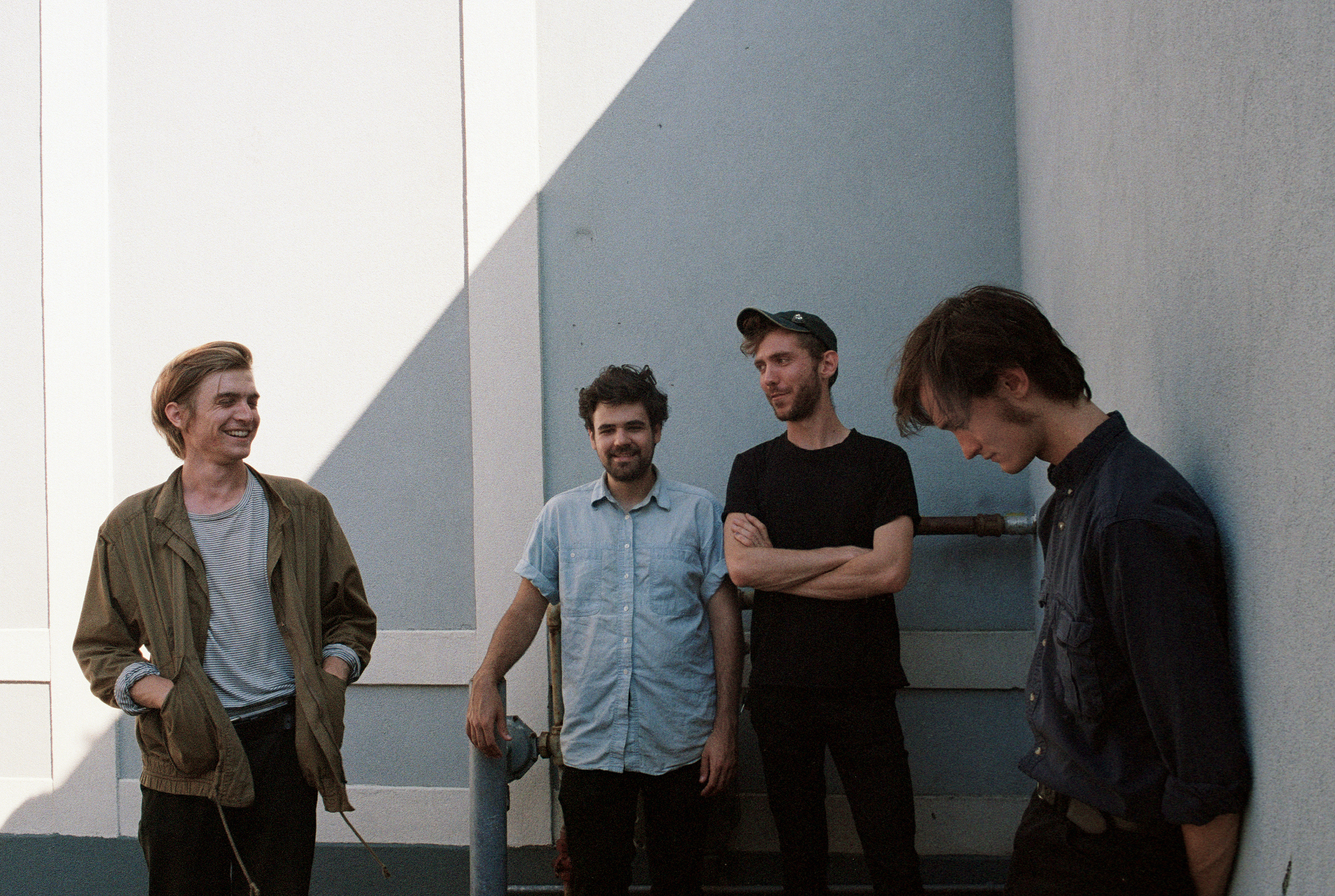 Northern Transmissions' interview with Ought