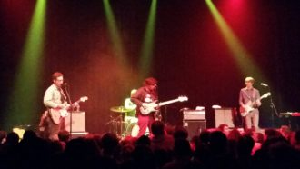Review of Parquet Courts, Thurston Moore, and Heron Oblivion, live in Vancouver