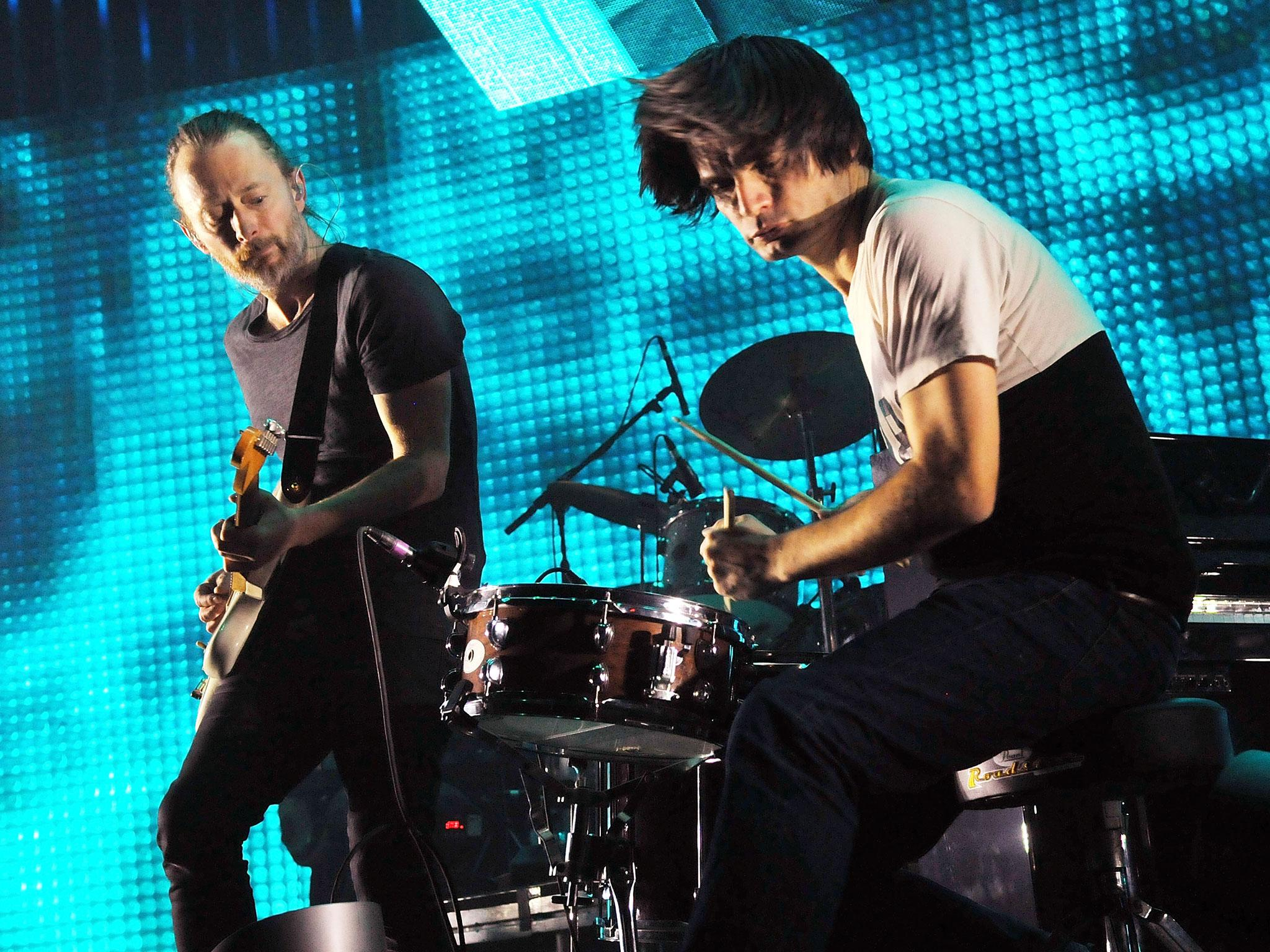 Radiohead announce North American tour dates. The tour begins on July 7th in Chicago and runs through August 1st in Philadelphia, PA.