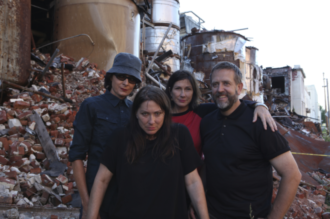 """The Breeders release new single """"Nervous Mary"""""""