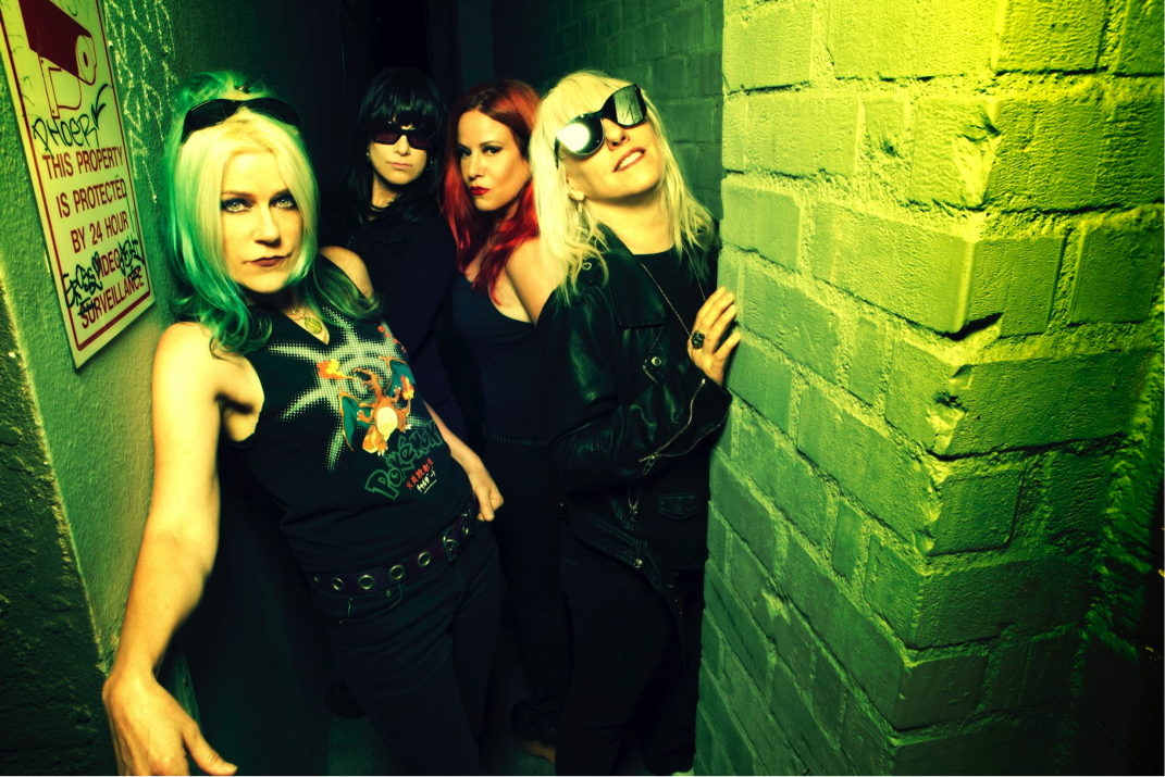 Watch L7's New Video For Track 'I Came Back To Bitch'