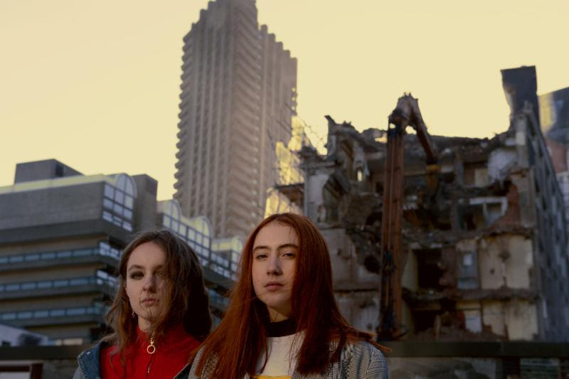 Let's Eat Grandma Release 'Hot Pink'