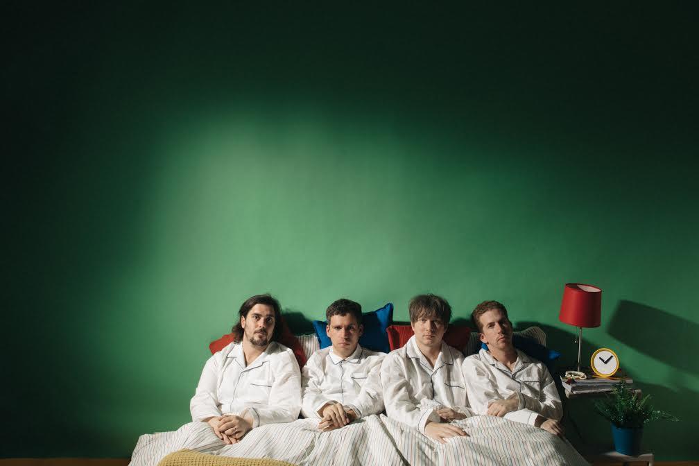 Parquet Courts announce new album 'Wide Awake'