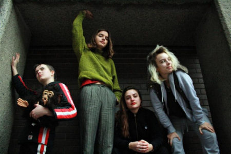 Goat Girl announce new live dates
