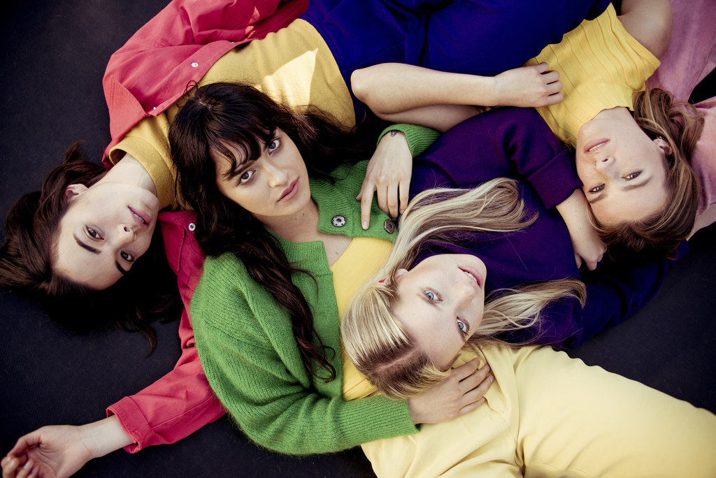 """The Aces Tease Fans With Song From Upcoming Debut, """"When My Heart Felt Volcanic"""""""