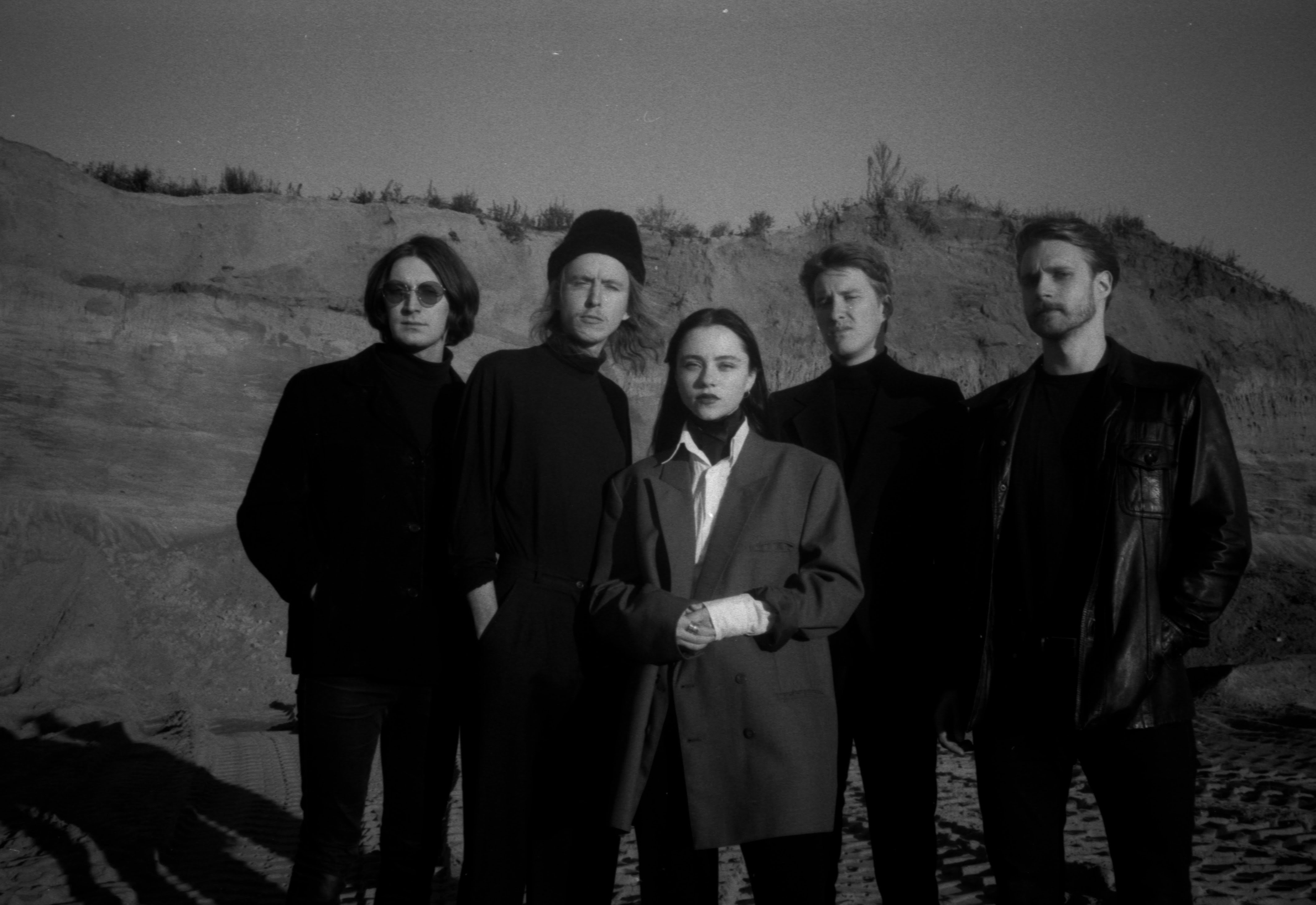 """Holy Motors shares new single """"Signs"""""""