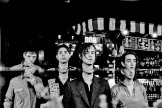 "Iceage debut new single and video for ""Catch It"""