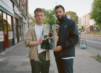 Mount Kimbie debuts new track featuring King Krule