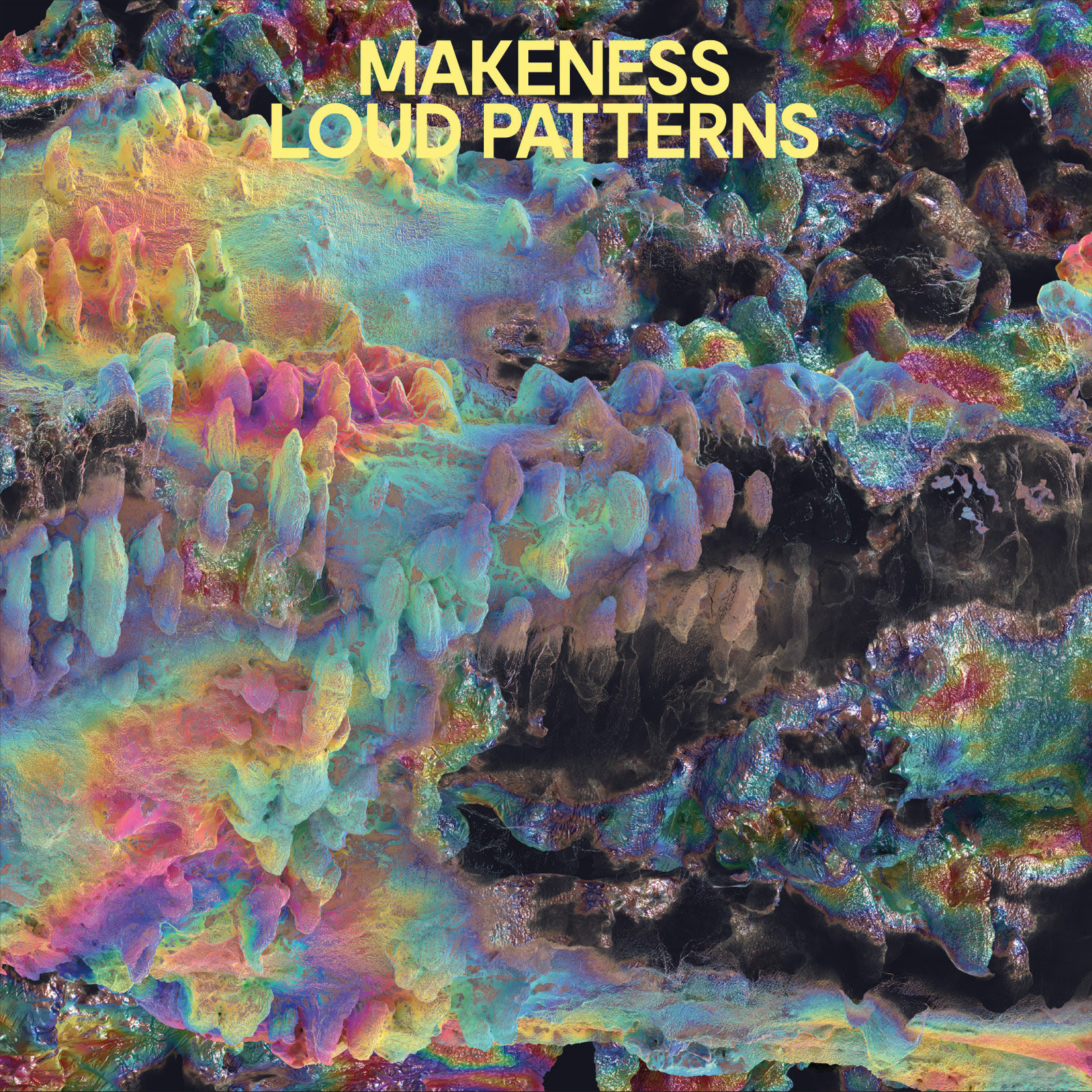 Makeness announces debut full-length album 'Loud Patterns'
