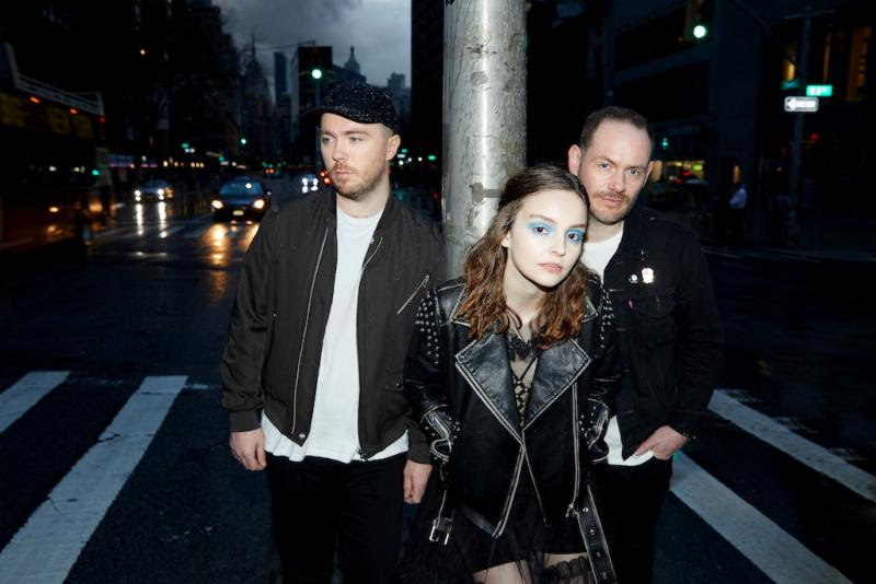 """CHVRCHES announce new LP 'Love is Dead', share new single """"My Enemy"""""""