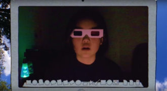 """Superorganism debuts video for """"Reflections On The Screen"""""""