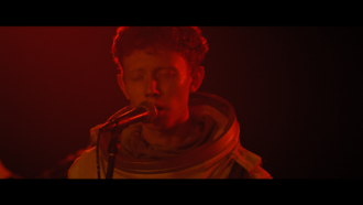 King Krule releases 'Live From The Moon""