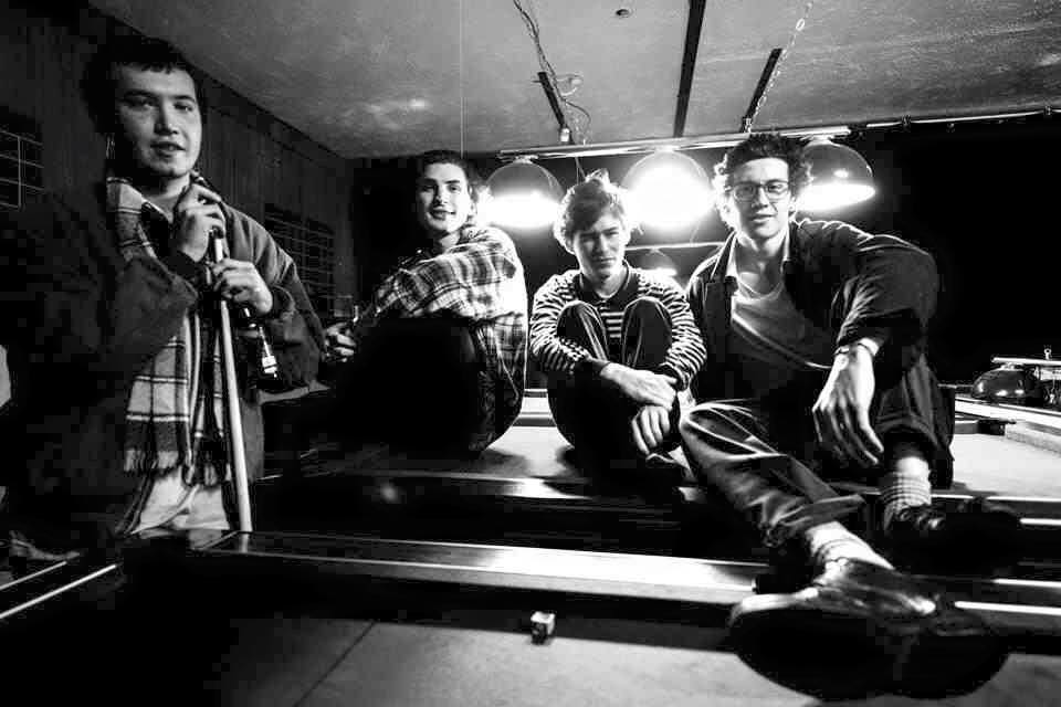Northern Transmissions' interview with The Magic Gang