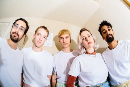 """Bridal Party announce Kingfisher Bluez 7"""", debut video for """"Makes Me Wanna"""""""