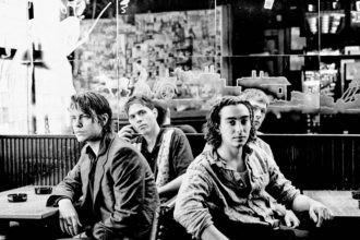 "Iceage release new single ""Take it All"", the band begin their spring tour, tonight in Brooklyn, NY."