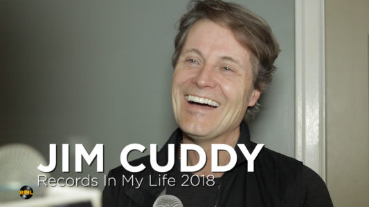 Watch a great episode of 'Records In My Life' with the one and only singer/songwriter and Blue Rodeo founding member Jim Cuddy