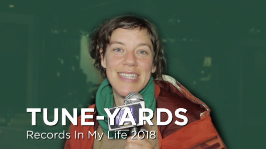 Tune-Yards' Merril Garbus guests on 'Records In My Life'