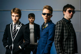 The Strypes Interview with Northern Transmissions