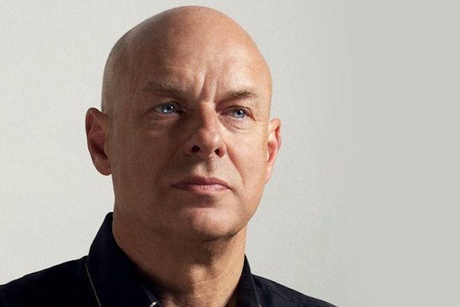 Brian Eno announces 'Music For Installations' Box Set