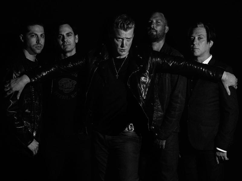 "Queens of the Stone Age release new video for ""Head Like A Haunted House"", the track is of the band's current Matador release 'Villians'"