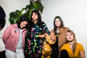 "Northern Transmissions' 'Song of the Day' is ""California Finally"" by La Luz"
