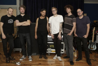 The Hold Steady Release Single, Touring UK