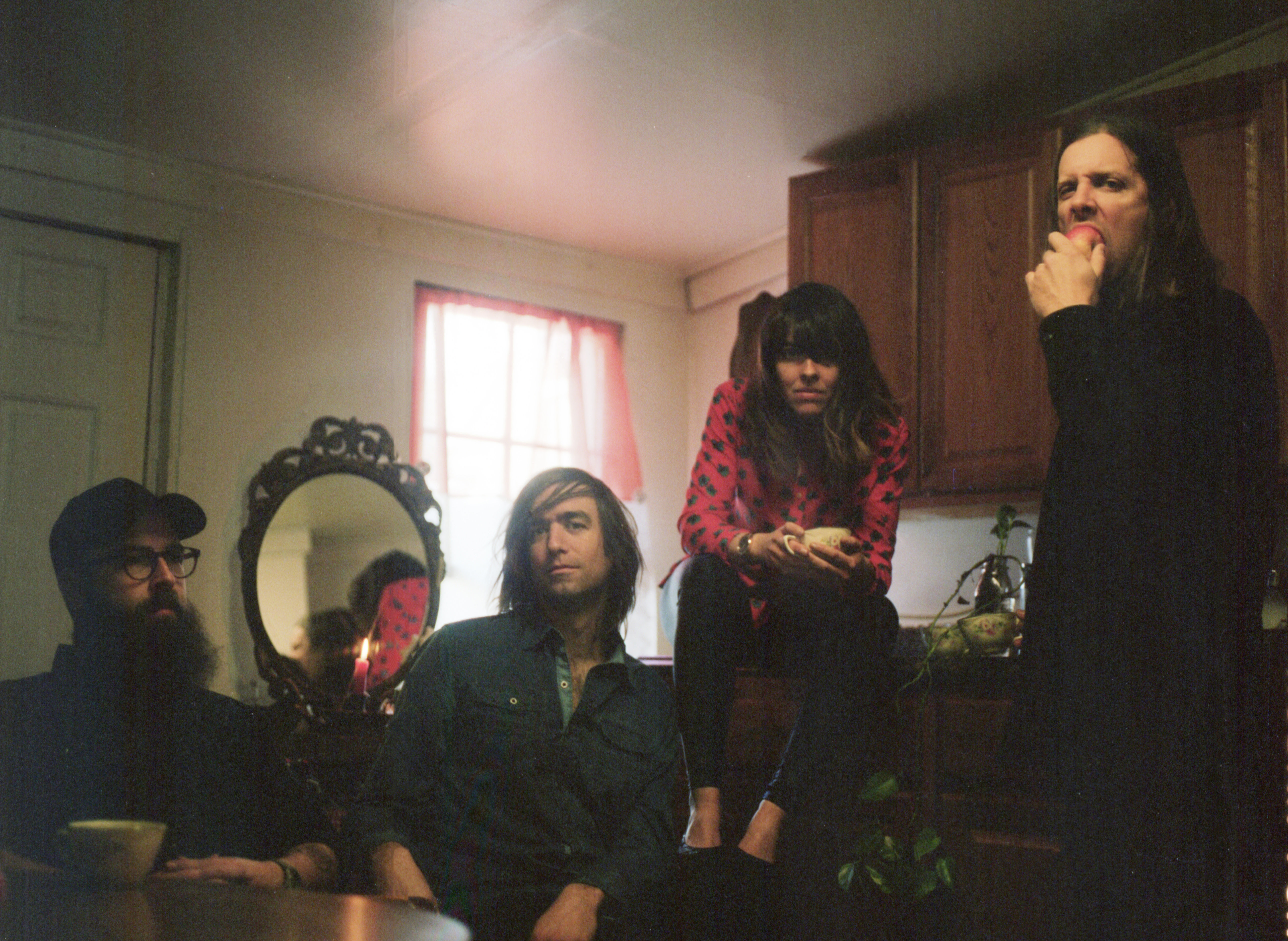 """Philadelphia's Hop Along recently shared their new single """"Prior Things"""""""