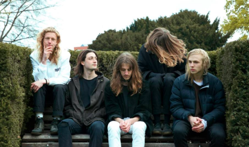 """Tieduprightnow"" by Parcels is Northern Transmissions 'Song of the Day'"