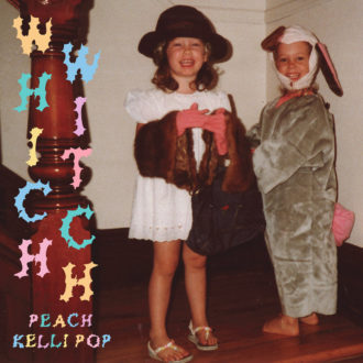 'Which Witch' by Peach Kelli Pop album review by Northern Transmissions