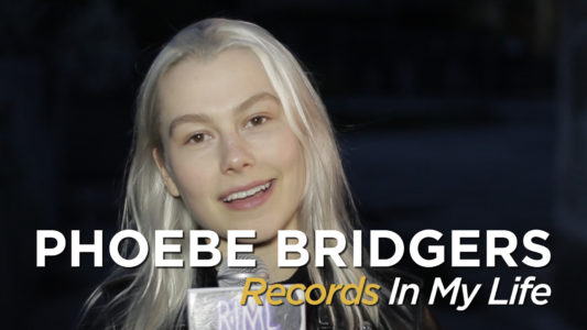 Phoebe Bridgers guests on 'Records In My Life'. Phoebe, appeared on the 'RIML', before her sold out show in Vancouver, BC.