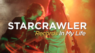 Starcrawler guest on 'Records In My Life'