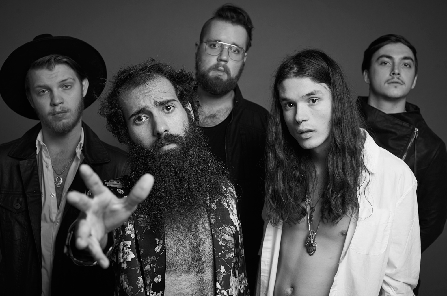 Rainbow Kitten Surprise discuss North Carolina and genre-bending in our interview