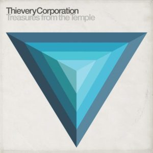 Treasures From The Temple by Thievery Corporation review by Northern Transmiions