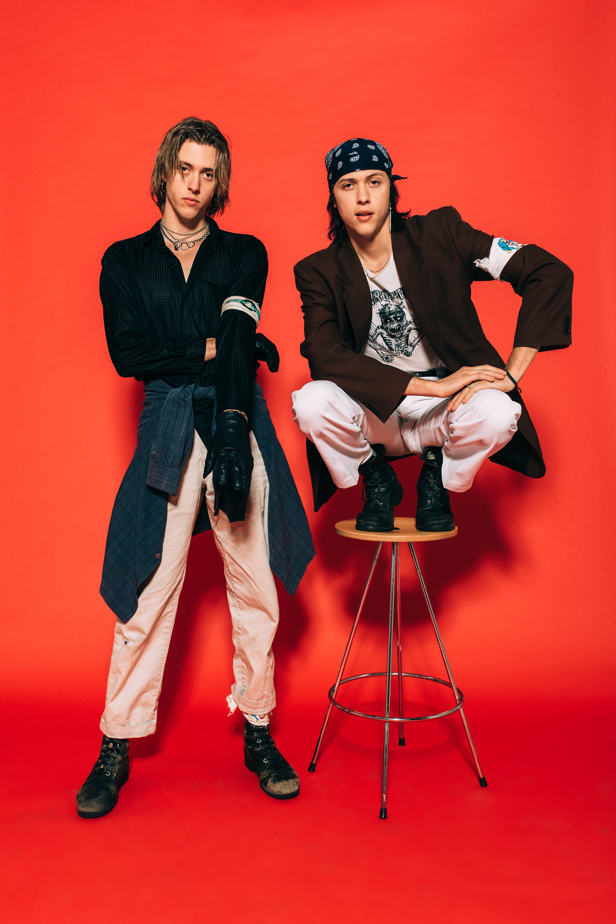 The Garden Interview: Fashion and Music.