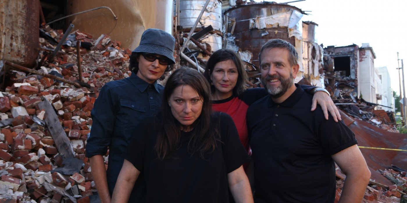 The Breeders announce album re-issues of 'Pod' 'Mountain Battles' 'TK' and 'Last Splash'.