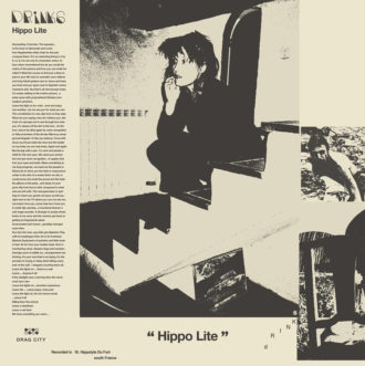 'Hippo Lite' by Drinks, album review by Northern Transmissions