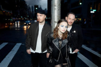 CHVRCHES have shared 'Never Say Die video