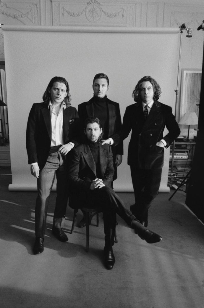 "Arctic Monkeys To Release Follow-Up to 2013's ""AM"""