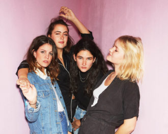 "Hinds release new single and video for ""Finally Floating"