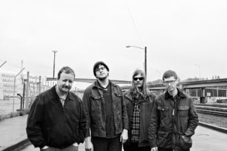"Protomartyr Announce ""Consolation E.P."" with Kelley Deal of The Breeders, out June 15th"