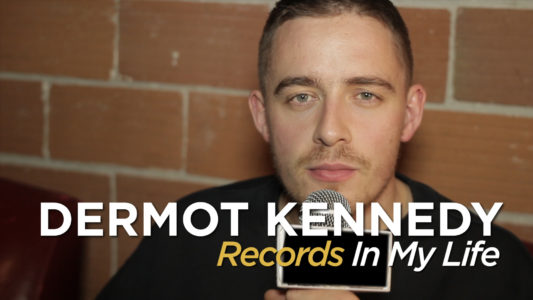 Dermot Kennedy guests on 'Records In My Life'