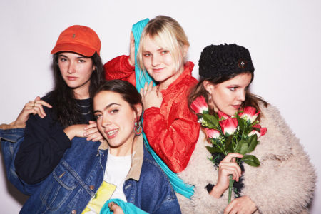 Hinds Interview with Northern Transmissions