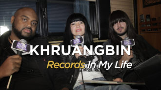 Khruangbin guest on 'Records In My Life'