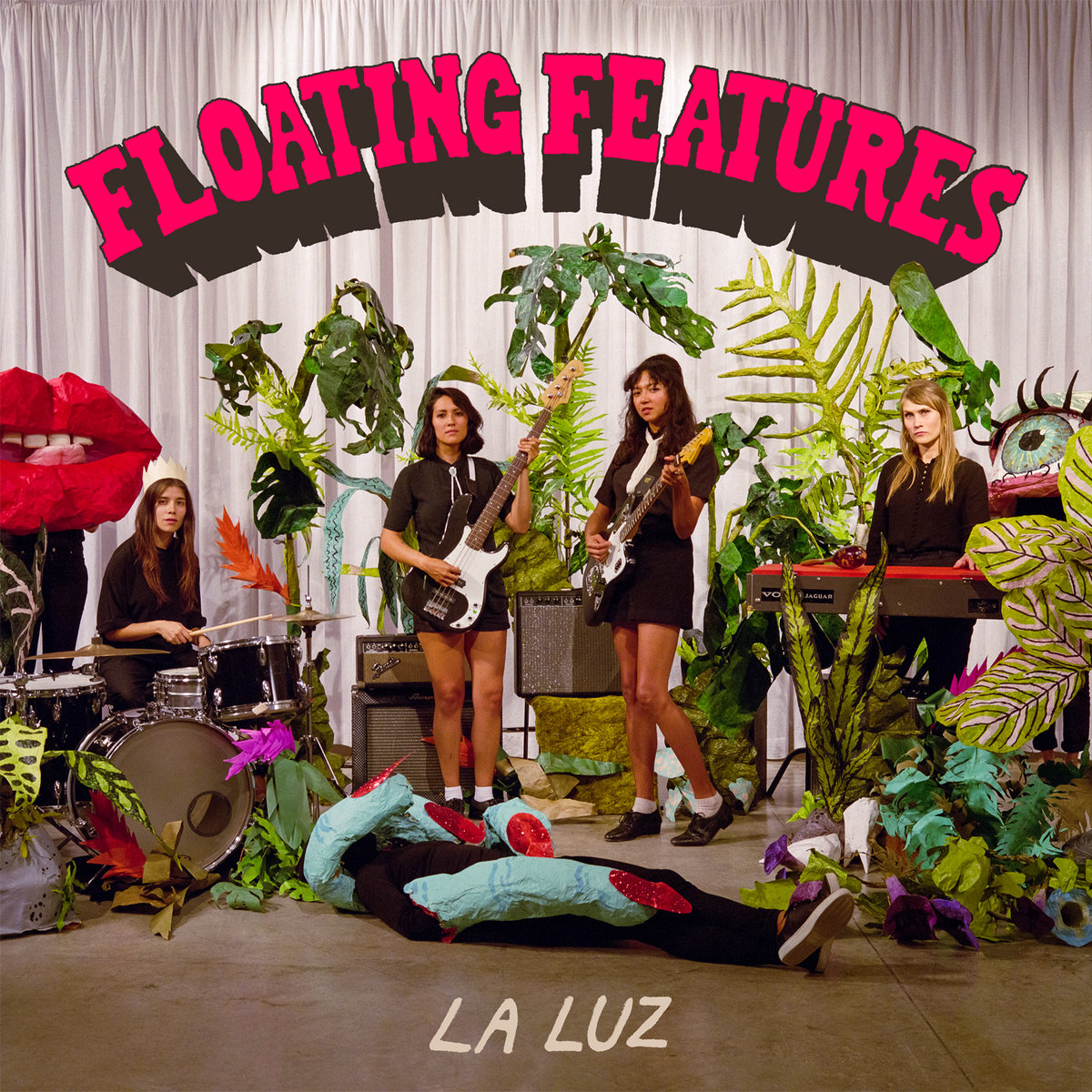 Northern Transmissions reviews 'Floating Features' by La Luz