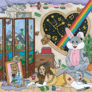 'Gentle Leader' by Peach Kelli Pop album review by Northern Transmissions