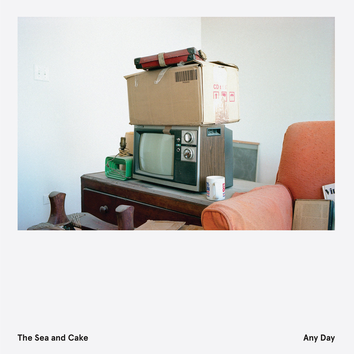'Any Day' by The Sea And Cake review by Owen Maxwell for Northern Transmissions