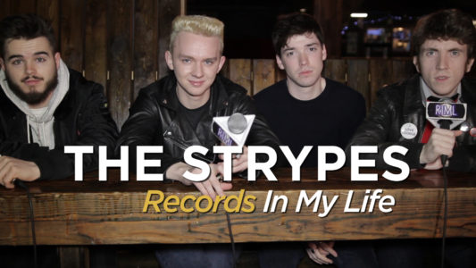 Ireland's The Strypes guest on 'Records In My Life'