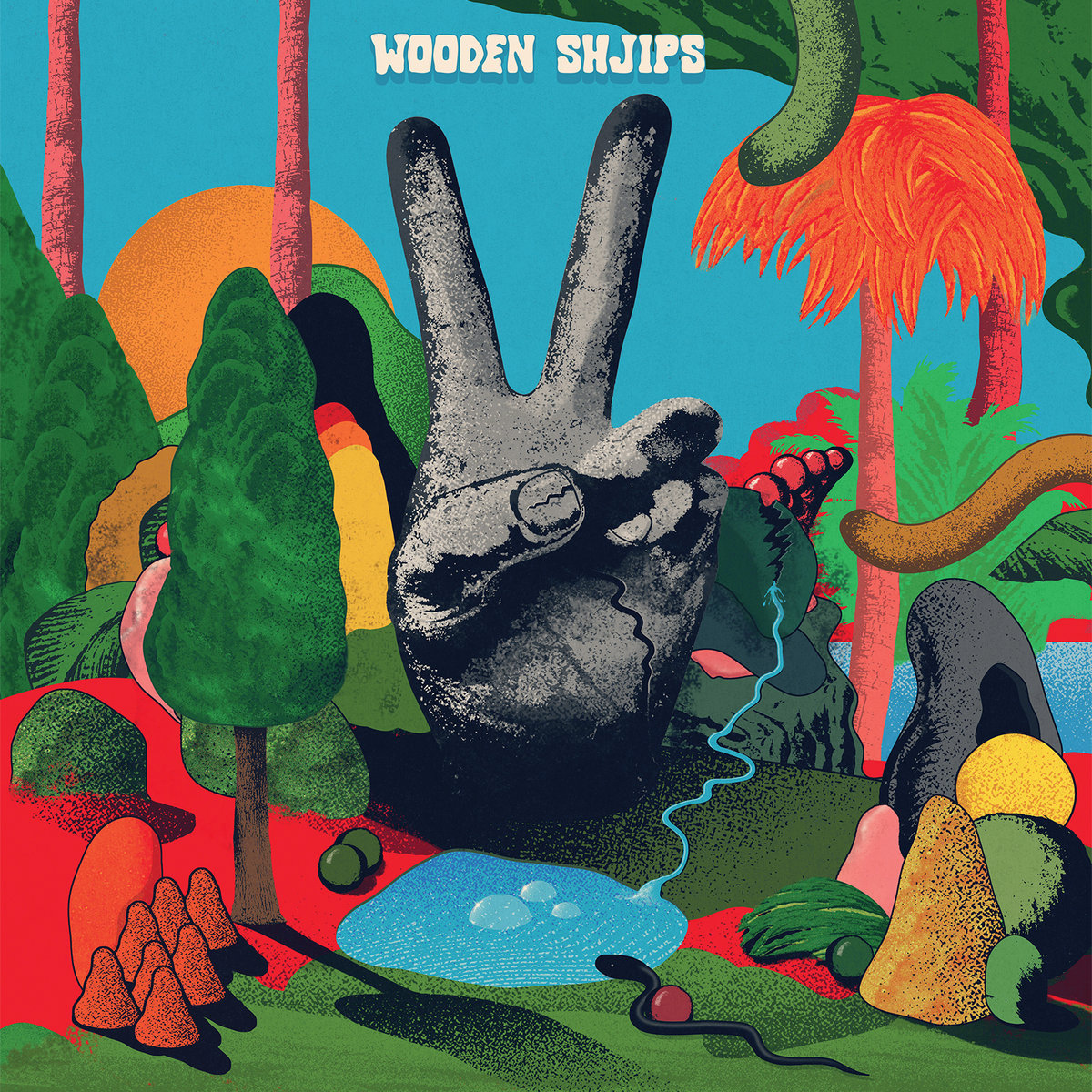 Northern Transmissions reviews 'V' by Wooden Shjips