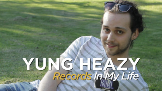 Yung Heazy guests on 'Records In My Life'
